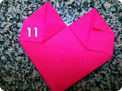 [Tutorial] Origami LOVE