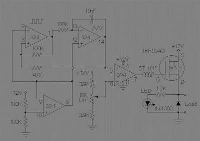 Pengatur Kecepatan Motor Menggunakan PWM ~ Kumpulan Skema