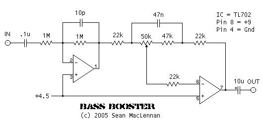 megabass circuit koleksi skema rangkaian artikel elektronika. Black Bedroom Furniture Sets. Home Design Ideas