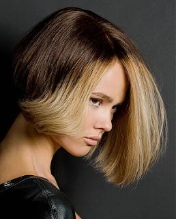 Come porti i capelli bella bionda quella mezza