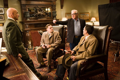 Shutter Island directed by Martin Scorsese
