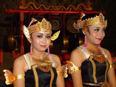 El ballet Ramayana en Prambanan