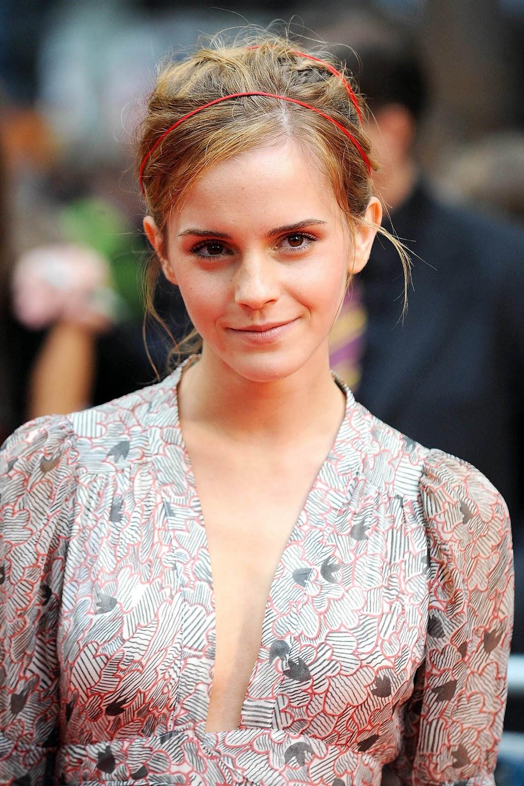 Emma Watson Hollywood Actress 40 Fantastic Photos: Collection II: Emma Watson