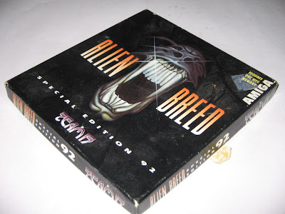 Alien Breed box Team 17