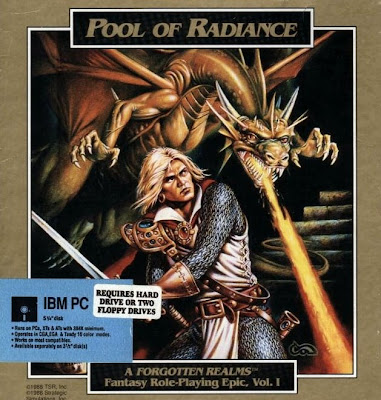 Pool of Radiance TSR Gold Box