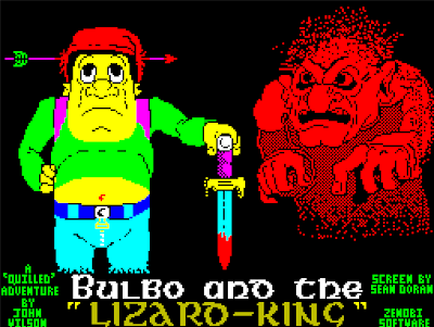 bulbo zenobi speccy loading screen