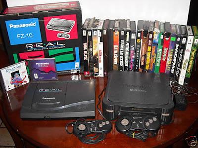 Retro Treasures: Two 3DO consoles & 21 games