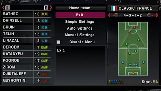 PES 2010 Classic National Team Players | PES Mastery - Pro