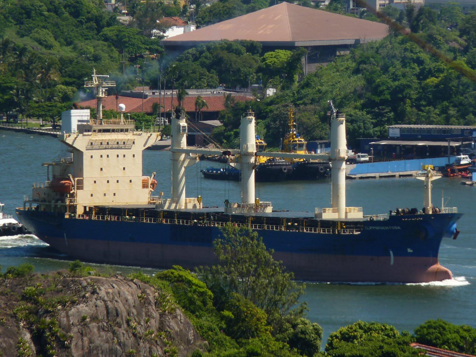 Ships calls Vitoria: One ship two names   08/04