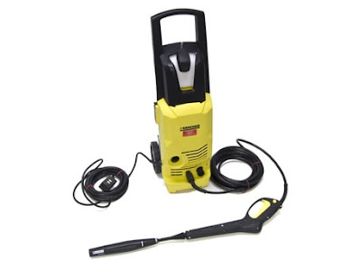 Karcher 1750 Psi Pressure Washer Fetures And