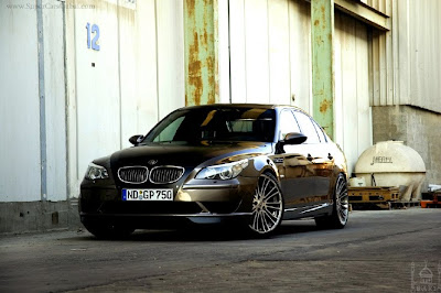 BMW M5 with 730 HP car photo gallery