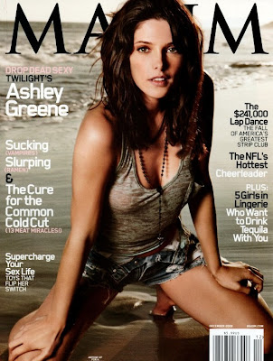 Ashley Greene at Maxim PhotoShoot