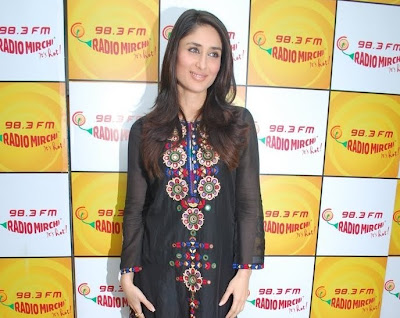 Kareena Kapoor talks about Kurbaan Movie photo
