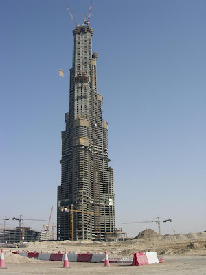 dubai tower new images
