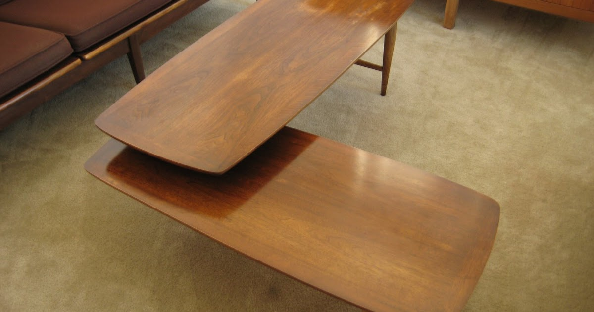 Mid Century Modern Furniture Lane Swivel Joint Danish