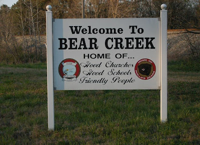 Bear Creek Alabama >> Bear Creek Al 2009