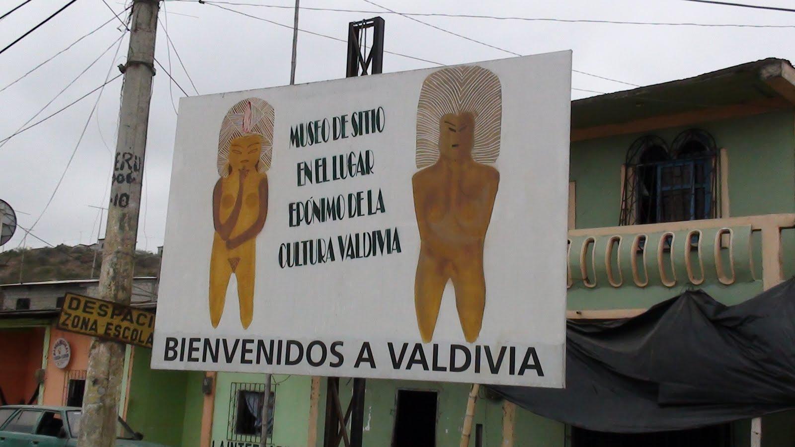 Cultura Valdivia Ecuador