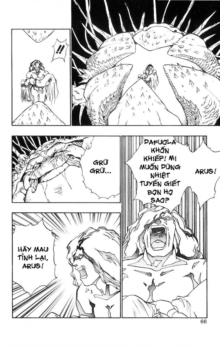 Dragon Quest: Emblem of Roto chapter 20 trang 43