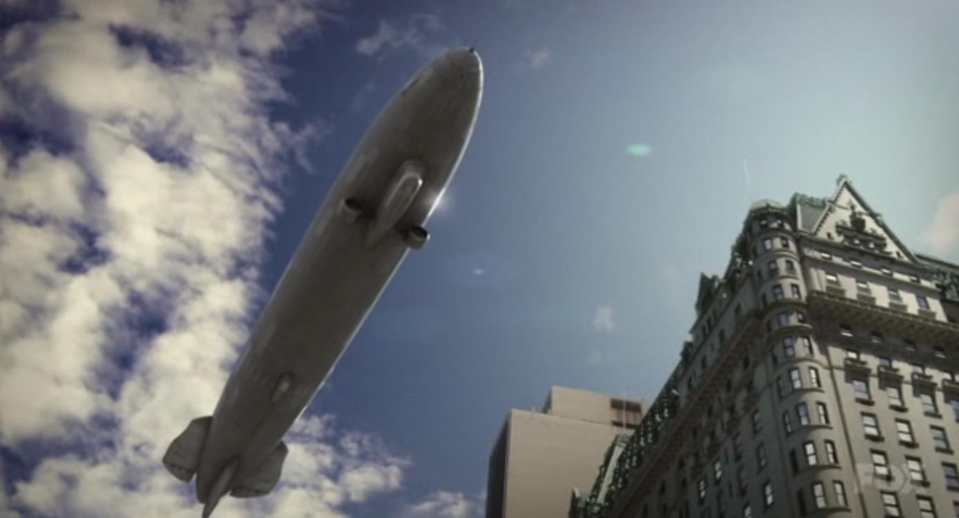 "Fringe: Review Episódio ""Olívia"" S03EP01"