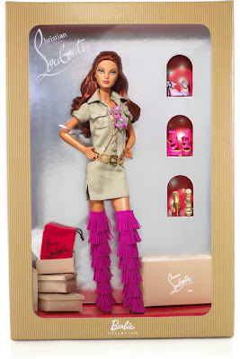 The Beauty Of Life For The Barbie And Christian Louboutin Obsessed