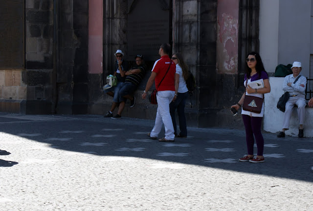 Plaza de la Ciudad Vieja Praga