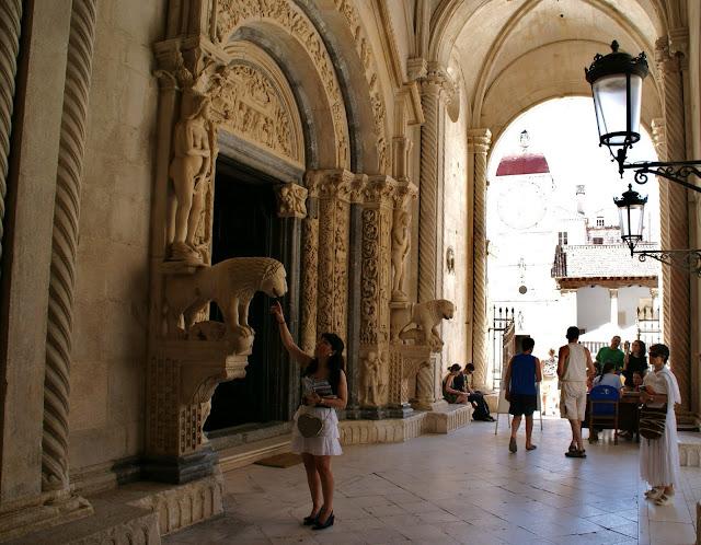 Catedral+Trogir+Croacia