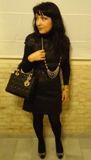 outfit-con-vestido-negro