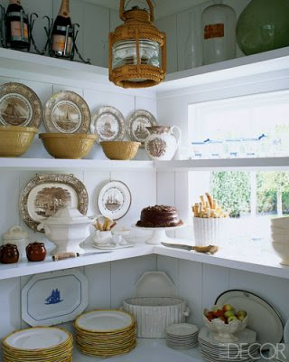 nautical Wedgwood plate collection