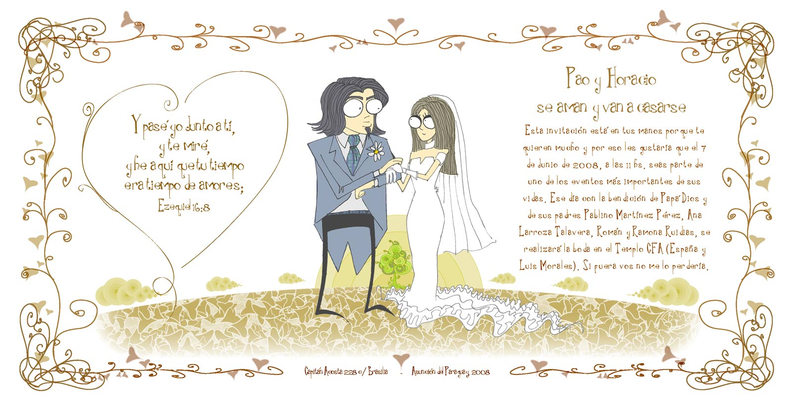 Tarjetas De Aniversario De Bodas: Tarjetas De Felicitacion Aniversario De Bodas Gratis