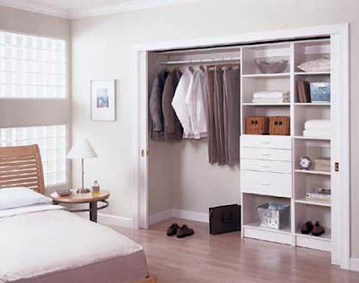 Closet Systems Bedroom Storage Systems Buffalo York Custom ...