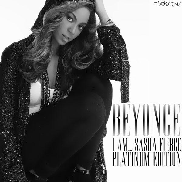 Beyoncé Deluxe Beyoncé: V.I.P. COVERLAND: Beyonce-I Am Sasha Fierce(Platinum