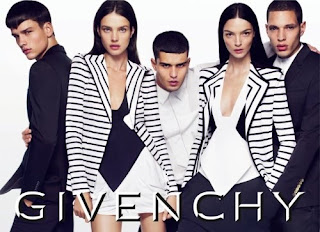 Givenchy in Print