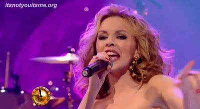 Kylie Minogue Jools Holland Hootenanny!