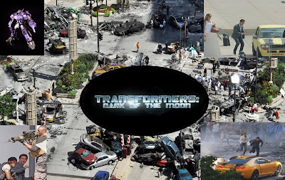Transformers Dark of the Moon Movie directed by Michael Bay