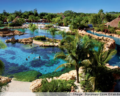 than 50 tourist attractions including theme parks water parks zoos