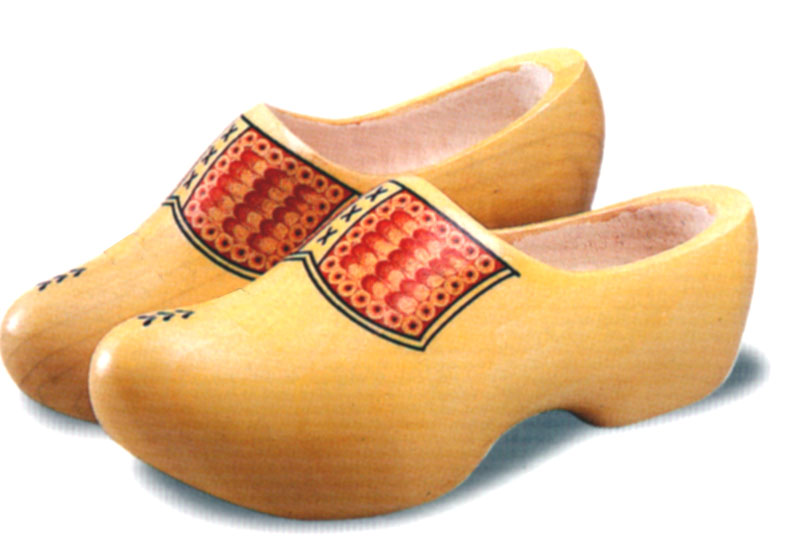 Official footwear