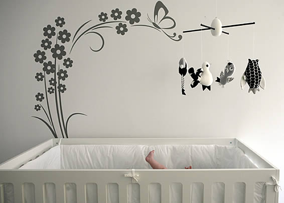 Indigo Obsession: Wall Stickers