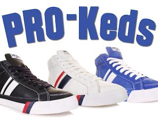 5e41651df7dba The Sneakers: PRO-Keds History