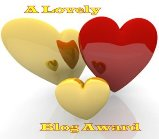A Lovely Blog Award