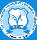 Job vacancy in IIIT Delhi