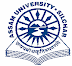 Faculty Vacancy Recruitment in Assam University 2019