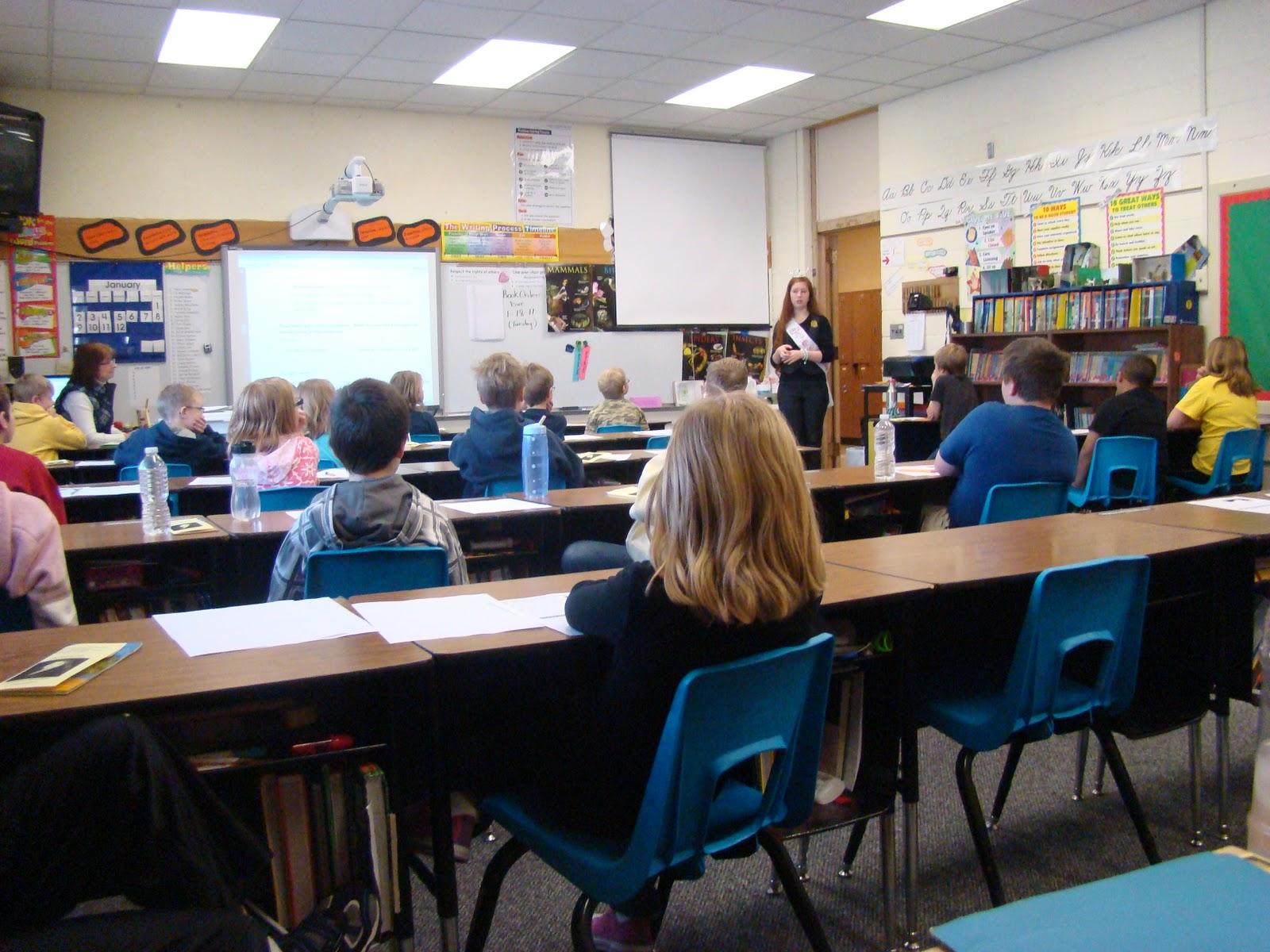 Brianna Drevlow: 1/12/2011 Mrs. Knott's 3rd Grade Class ...