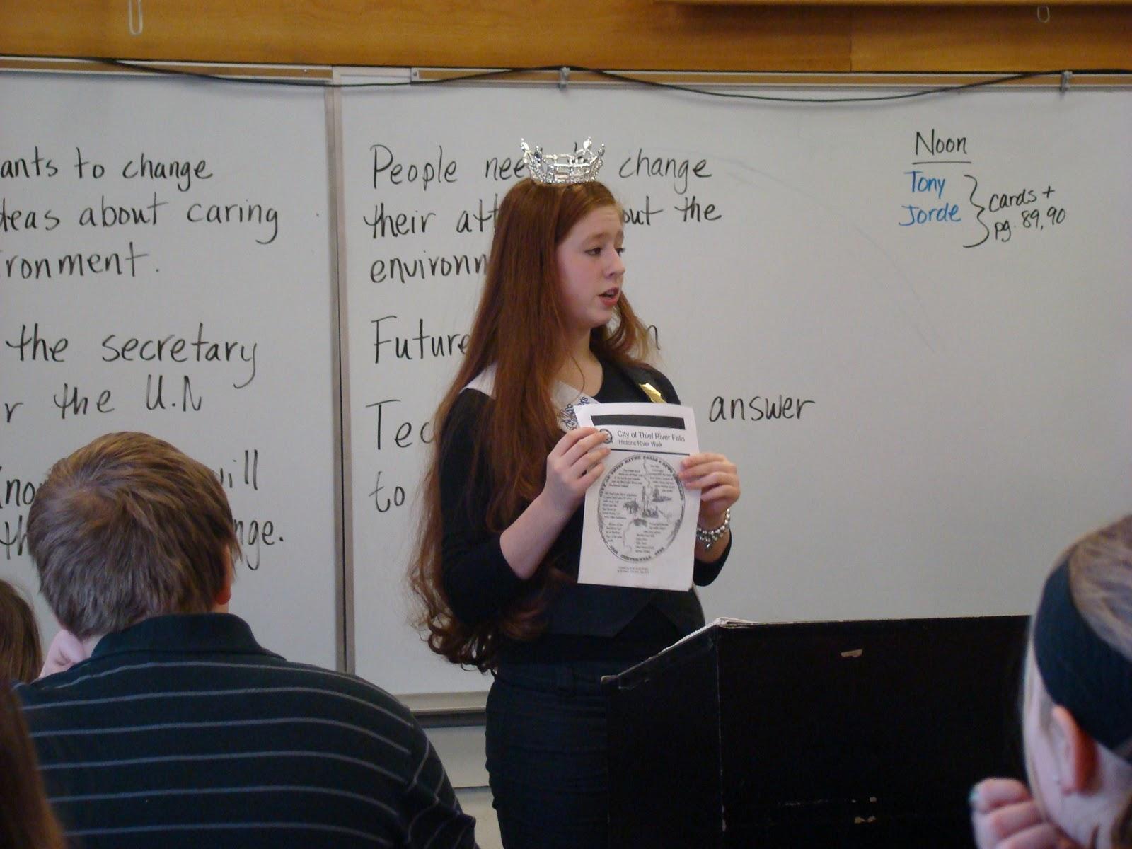 Brianna Drevlow: 1/12/2011 Mr. Nelson's 5th Grade Class ...