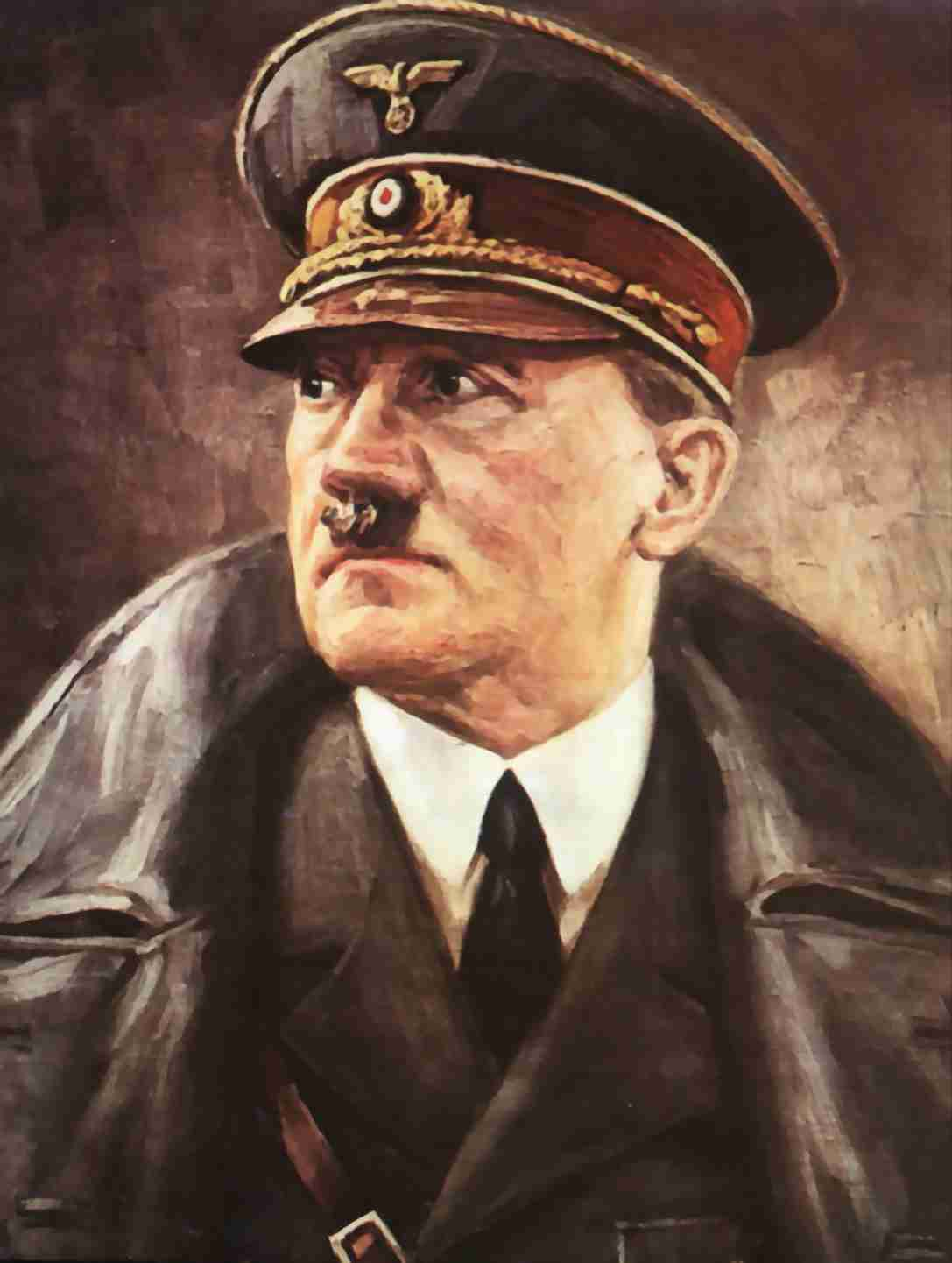 A history of race and religion discrimination in the nazi holocaust by adolf hitler