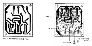 Preamp Circuit Diagram Car Audio Amplifier Tda7384 Which