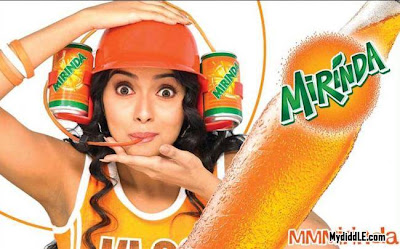 Asin New Photos by Latest Mirinda Advertisements
