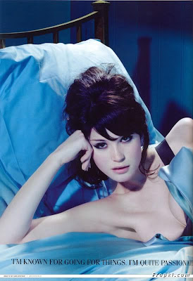 gemma arterton model