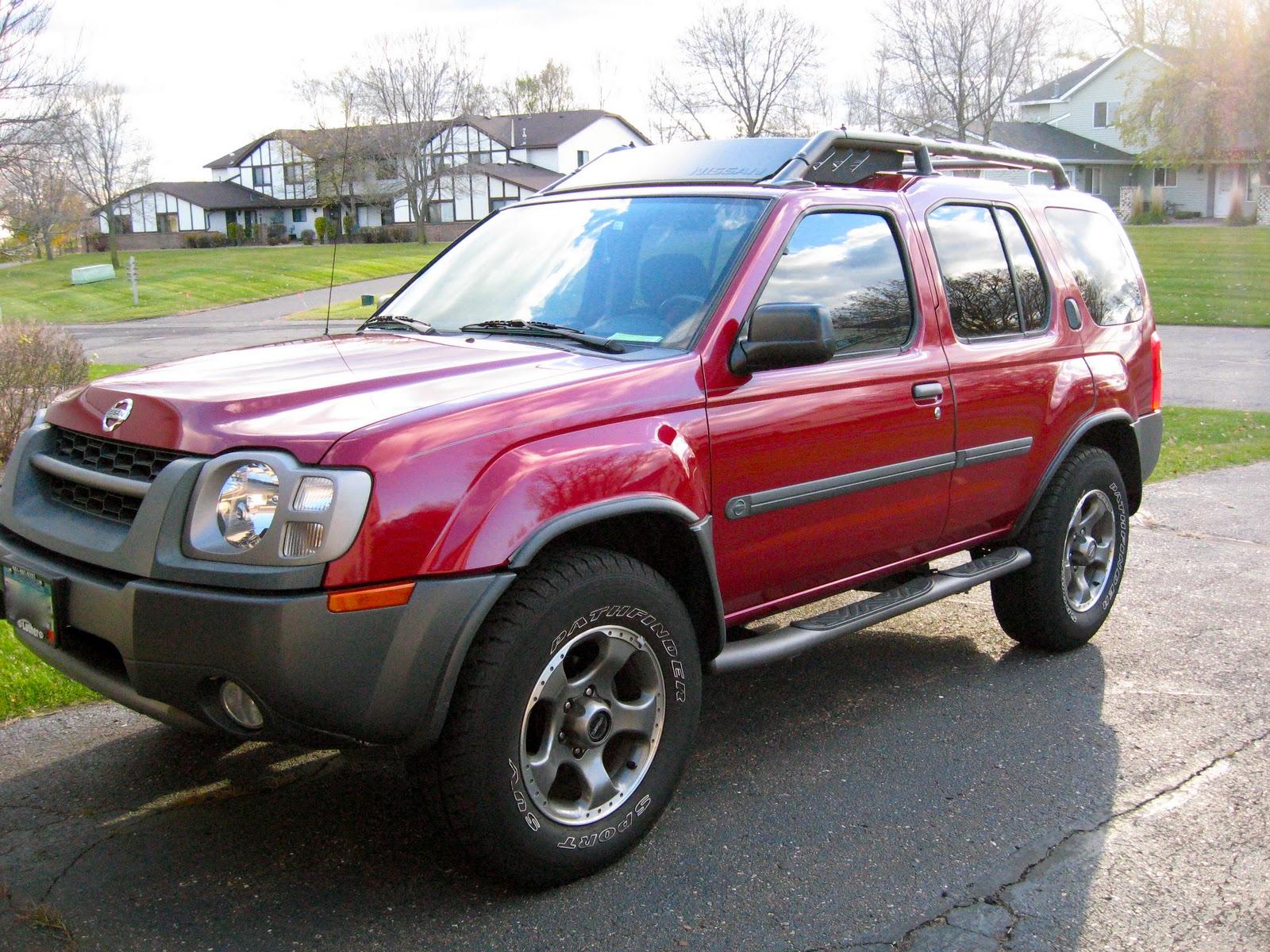 2002 Xterra Sesc 8200 Oakdale 2002 Nissan Xterra Se Sc