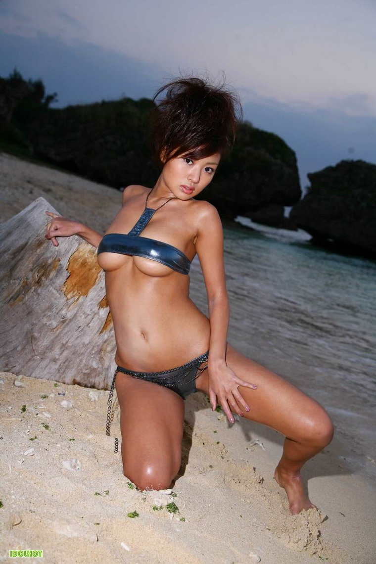 Sexy Thai Girls  Sexy Girls Shoko Miyake Hot Bikini Sexy -6712