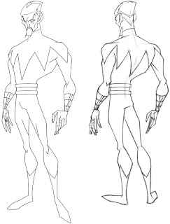 ACVEGAN: Character Designs for The Batman